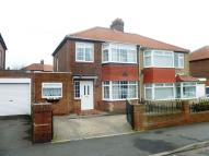 3 bed semi detached property in The Roman Way...