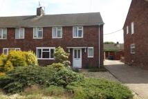 3 bed semi detached house in Wimbourne Crescent...