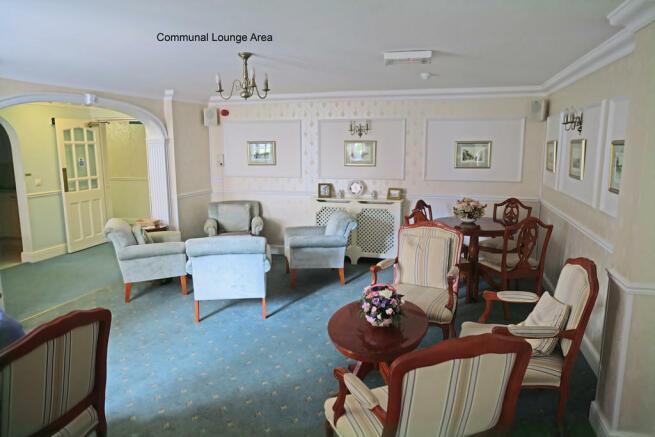 Communal Lounge A...