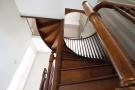 Spindle staircase