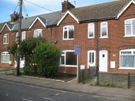 Harwich Road Terraced house to rent