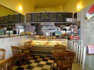 Cafe in Aldwych