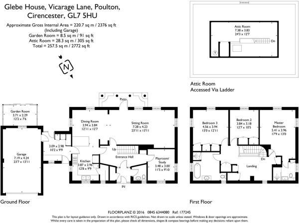 Glebe House 177245 f