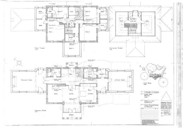 Floor plan - propose