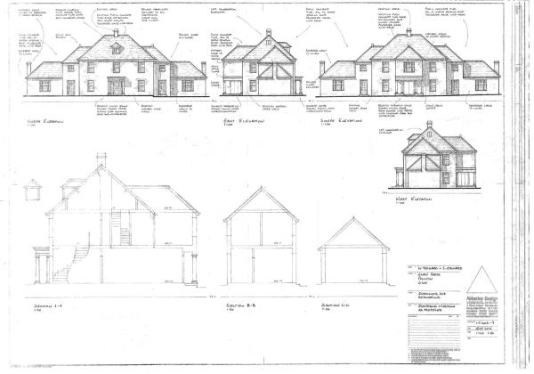 Elevations proposed.