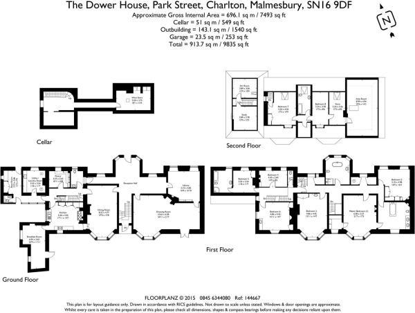 Dower House Main Hou