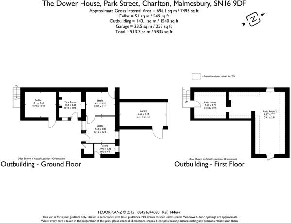 Dower House Outbuild