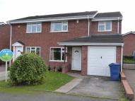 semi detached property for sale in Coppermill Close