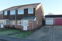 3 bed semi detached home to rent in Raleigh Crescent...
