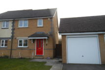 2 bed semi detached house to rent in Bonnewe Rise, Amesbury