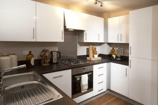 Kingsville kitchen