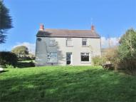 Detached house for sale in Llanboidy, Whitland...
