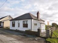 Detached Bungalow in Henllan Amgoed, WHITLAND...