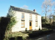 Detached property for sale in Hebron, Carmarthenshire