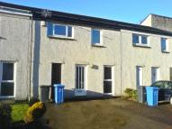 Terraced property in Moorfoot Way...