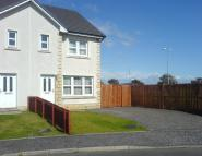 3 bedroom semi detached property to rent in Gilmour Wynd, Stevenston...