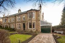 5 bedroom semi detached home in Succoth Place, Ravelston...