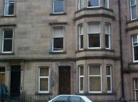 Flat in Comely Bank Avenue...