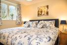The Tallet - Bed 1