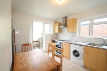 Campdale Road Maisonette to rent