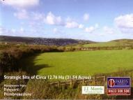 Land for sale in Development Site at...