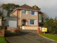 3 bed Detached house for sale in Hillside Close, GOODWICK...