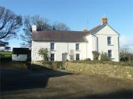 4 bedroom Detached property for sale in Brynawelon, Llanychaer...