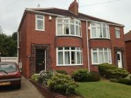 3 bed semi detached house in Wood Walk, Barnsley