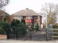 semi detached house in Pontefract Road...