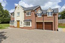 5 bedroom Detached house in Berwick Road, Shrewsbury...