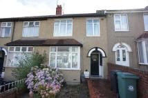 Terraced house in Horfield, Bristol
