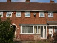 3 bed Terraced house in Neath Road, Walsall...