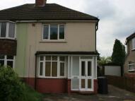 3 bedroom semi detached property in Station Road, Aldridge...