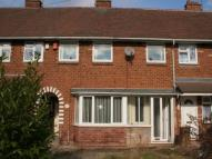 3 bed Terraced property in Neath Road, Walsall...
