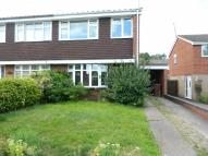 3 bed semi detached property to rent in Woodheyes Lawns, Rugeley