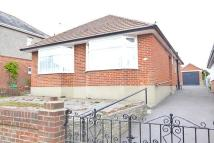 Detached Bungalow to rent in Bournemouth