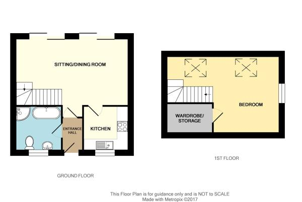 Cottage - Floorplan