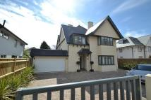 Detached property to rent in Canford Cliffs
