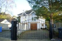 semi detached property in Sandbanks