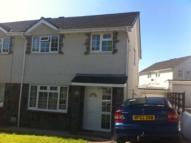 semi detached property for sale in * 160 Ty Gwyn Drive...
