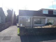 2 bedroom Semi-Detached Bungalow in Redlands Close, Pencoed...