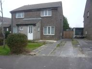 2 bedroom semi detached property in The Spinney, Brackla...