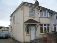 3 bed semi detached property to rent in Parcau Avenue, Bridgend...