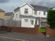 semi detached home to rent in Coychurch Road Gardens...
