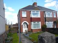 3 bed semi detached house to rent in Heol Fach...