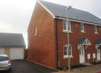 new house to rent in 6 Maes Yr Ysgall...