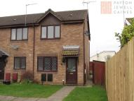 End of Terrace home to rent in Heol Bryncwtyn , Pencoed...