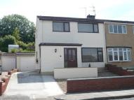 semi detached property to rent in Heol-Y-Bardd...