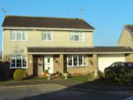 Detached house in Nant Talwg Way, Barry...
