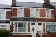 Terraced house to rent in Palmerston Road, Barry...